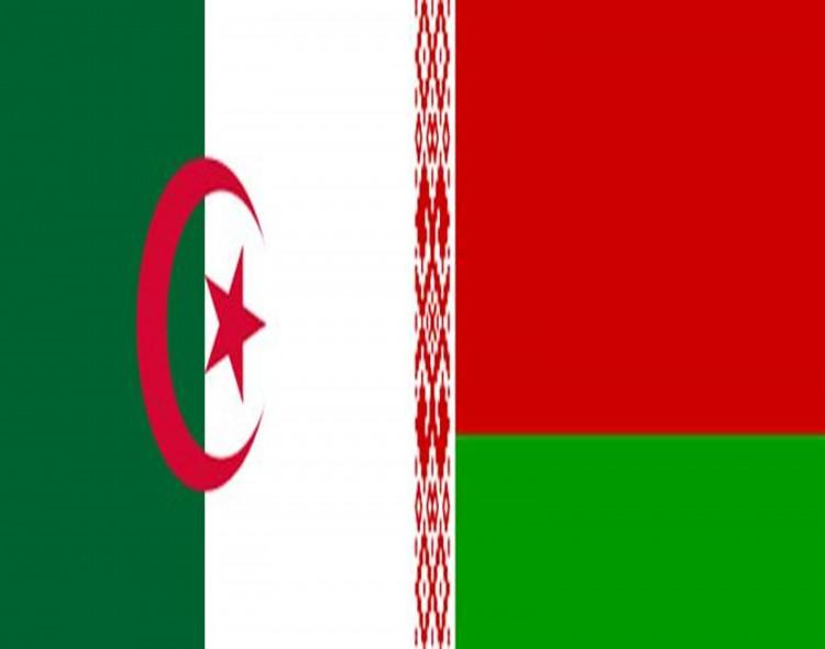 Rencontre d'affaire Algéro-Biélorusse.