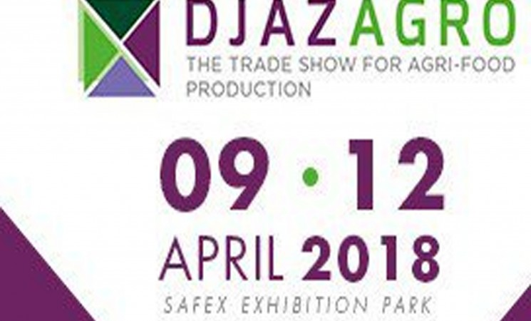 Cartes d'Invitations pour le Salon DJAZAGRO.