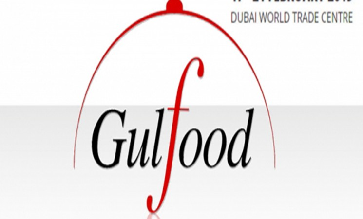 Salon « GULF FOOD » à Dubai.