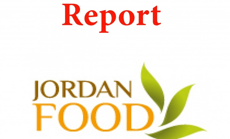 Report du Salon JORDAN FOOD