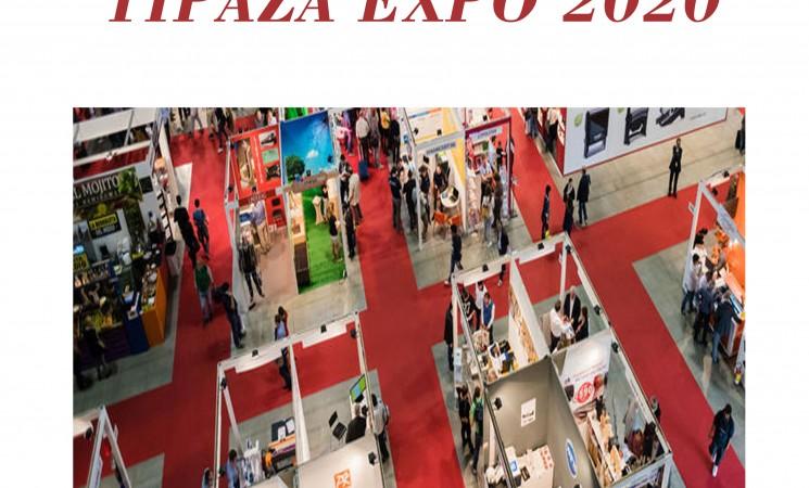 1er Salon de Valorisation et Exportation des Produits Agricoles, de la Pêche et de la Forêt « TIPAZA EXPO 2020 ».