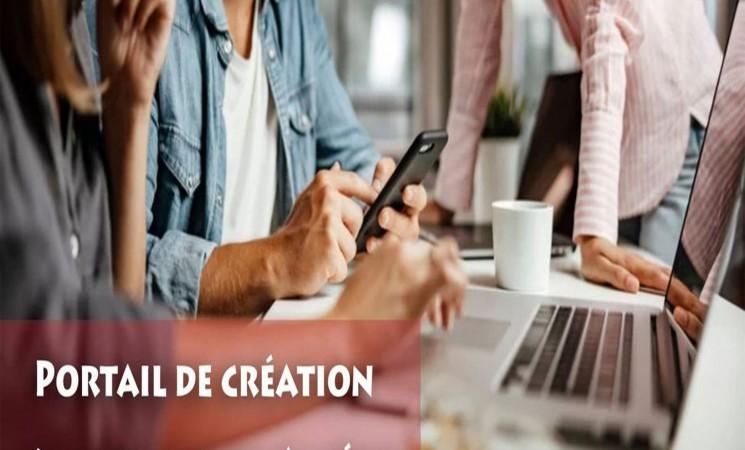 Portail de Création d'Entreprises en Algérie