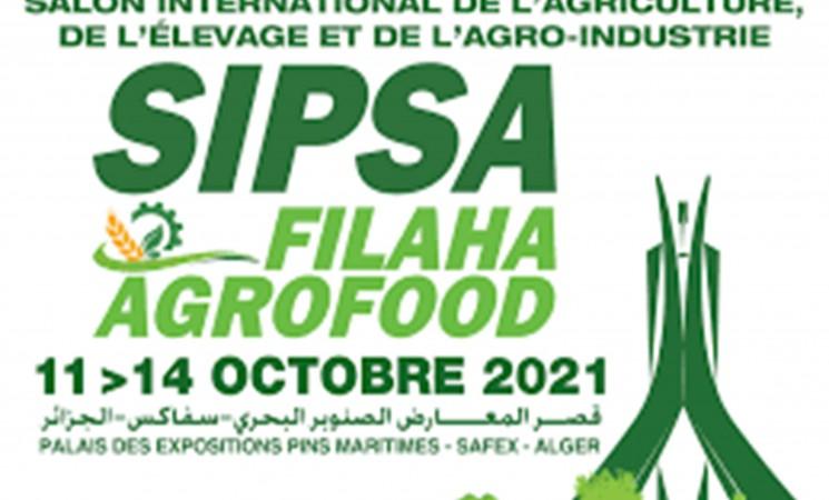 """Salon de l'Agriculture, de l'Elevage et de l'Agro-industrie """"SIPSA 2021"""""""